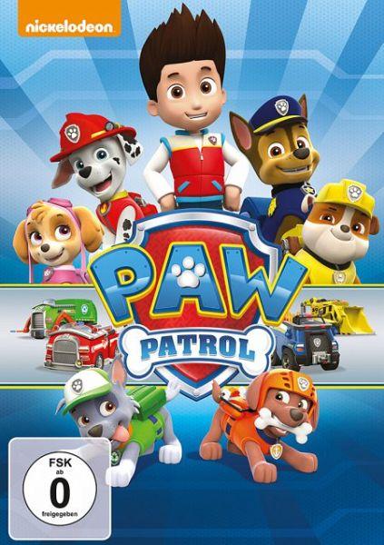 paw patrol film auf dvd b. Black Bedroom Furniture Sets. Home Design Ideas