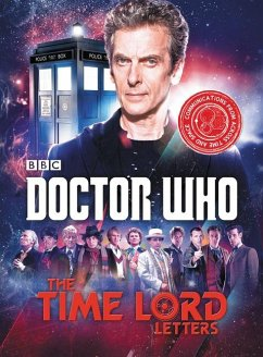 Doctor Who: The Time Lord Letters - Richards, Justin