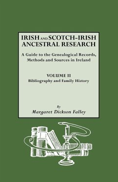 Irish and Scotch-Irish Ancestral Research, Vol. II