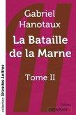 La bataille de la Marne (grands caractères)