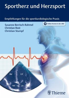 Sportherz und Herzsport - Berrisch-Rahmel, Susanne;Rost, Christian;Stumpf, Christian