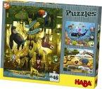 Tiere der Welt (Kinderpuzzle)