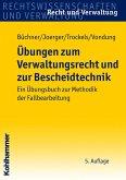 Übungen zum Verwaltungsrecht und zur Bescheidtechnik (eBook, ePUB)