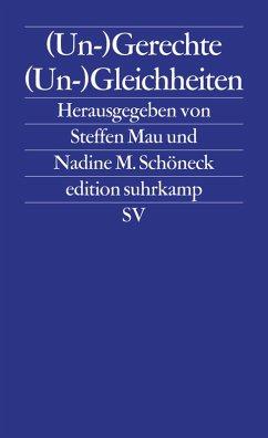 (Un-)gerechte (Un-)Gleichheiten (eBook, ePUB)