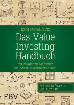 Das Value-Investing-Handbuch (eBook, PDF) - Mihaljevic, John