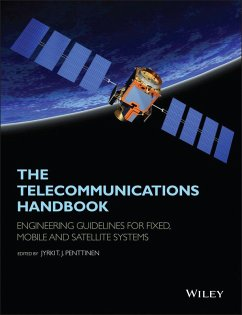 The Telecommunications Handbook (eBook, PDF) - Penttinen, Jyrki T. J.