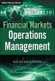 Financial Markets Operations Management (eBook, PDF)
