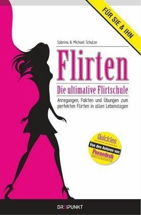 Bücher flirten
