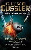 Brennendes Wasser / Kurt Austin Bd.2 (eBook, ePUB)