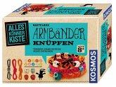 KOSMOS Alleskönner-Kiste Armbänder knüpfen