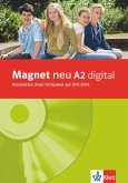 Magnet neu A2 digital, DVD-ROM / Magnet neu - Deutsch für junge Lernende .A2