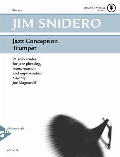 Jazz Conception Trumpet - Snidero, Jim
