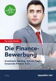Das Insider-Dossier: Die Finance-Bewerbung (eBook, PDF)