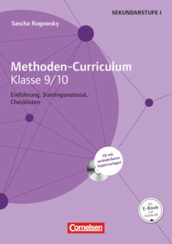Methoden Curriculum Klasse 9/10