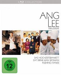 Ang Lee Trilogie (3 Discs)