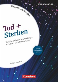Themenband Religion: Tod und Sterben - Hausotter, Andreas