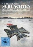 Vier Legendäre Schlachten des Zweiten Weltkrieges (4 Discs)