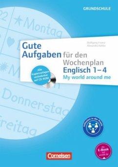 Gute Aufgaben für den Wochenplan Englisch: My w...