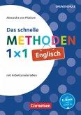 Fachmethoden Grundschule: Das schnelle Methoden 1x1 Englisch