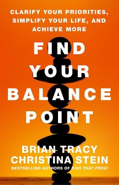 Find Your Balance Point: Clarify Your Prioritie...