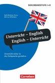 Unterrichtssprache: English. English - Unterricht