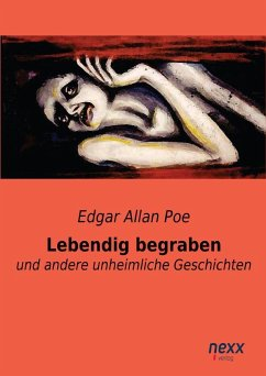 Lebendig begraben - Poe, Edgar Allan