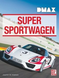 DMAX Supersportwagen - Köstnick, Joachim M.