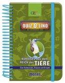 Quiz-O-lino - Kurioses aus dem Reich der Tiere (Mängelexemplar)