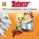 Die Lorbeeren des Cäsar / Asterix Bd.18 (1 Audio-CD)
