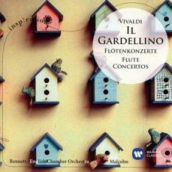 Il Gardellino: Vivaldi Flötenkonzerte - Bennett,William/Malcolm,George/Eco