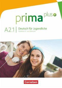 prima plus A2: Band 1. Schülerbuch - Jin, Friederike; Rohrmann, Lutz