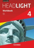 English G Headlight 04: 8. Schuljahr. Workbook mit Audios online