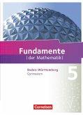 Fundamente der Mathematik 01. Schülerbuch Gymnasium Baden-Württemberg