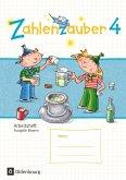 Zahlenzauber 4. Ausgabe Bayern (Neuausgabe) . Arbeitsheft