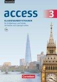 English G Access Band 3: 7. Schuljahr - Allgemeine Ausgabe Baden-Württtemberg - Klassenarbeitstrainer mit Audios und Lösungen online