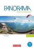 Panorama A1: Gesamtband - Kursbuch mit interaktiven Übungen auf scook.de