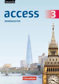 English G Access 03. 7. Schuljahr Wordmaster - Wright, Jon