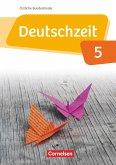 Deutschzeit 5. Schuljahr. Schülerbuch Östliche Bundesländer und Berlin