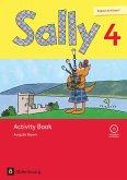 Sally 4. Schuljahr. Activity Book mit Audio-CD. Ausgabe Bayern (Neubearbeitung) - Englisch ab Klasse 3