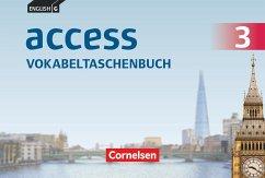 English G Access 03: 7. Schuljahr. Vokabeltaschenbuch - Tröger, Uwe