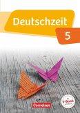 Deutschzeit 5. Schuljahr. Schülerbuch