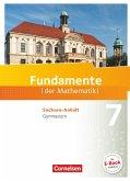 Fundamente der Mathematik 7. Schuljahr Schülerbuch Gymnasium Sachsen-Anhalt