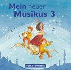Mein neuer Musikus 3. Schuljahr. CD 1-2