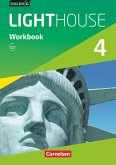 English G LIGHTHOUSE 04: 8. Schuljahr. Workbook mit Audio-CD