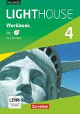 English G LIGHTHOUSE 4: 8. Schuljahr. Workbook mit e-Workbook und Audios online