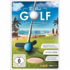 3D Minigolf (Download für Windows)