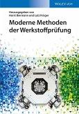 Moderne Methoden der Werkstoffprüfung (eBook, PDF)