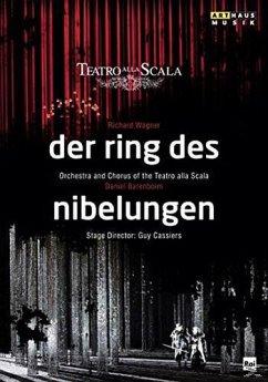 Wagner, Richard - Der Ring des Nibelungen (7 Discs) - Barenboim,Daniel/Teatro Alla Scala