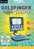 Goldfinger Junior 5 - Das erfolgreiche Tipp-Programm für Kinder ab 8 Jahren