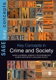 Key Concepts in Crime and Society (eBook, PDF)